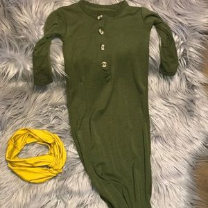 Lou Lou and Company Knotted Gown